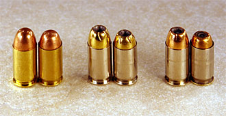 45 ACP Special Ball Ammunition