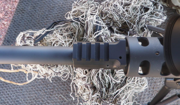 AR-15 Adjustable Gas Block