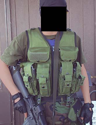 Средства за физичка заштита - (панцири,тактички елеци,шлемови...) Tactical_vest_48_small
