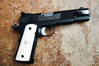 Slimline professional model 1911 SN00001
