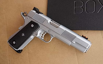 Slimline professional model 1911