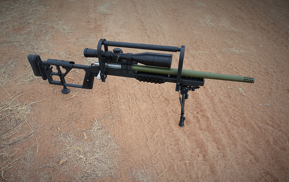 MR30-PG Precision Rifle