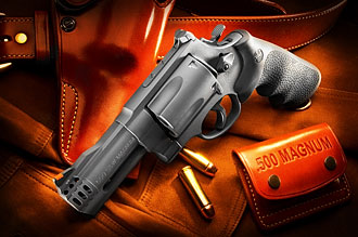 Smith and Wesson Revolver Revolver