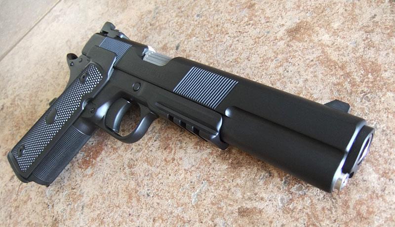 1911 Long Slide   Fusion E-6   Fusion Firearms