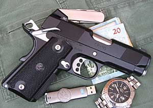 CR-45 deep cover 1911