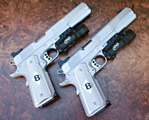 Matched Set of D&L Custom 1911s