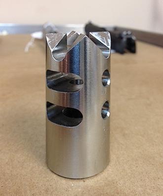 D&L Sports™ AR-15 Muzzle Brake