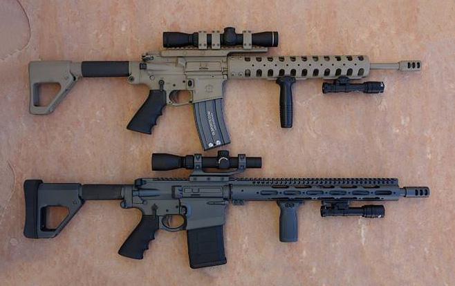 Gun Upper Build