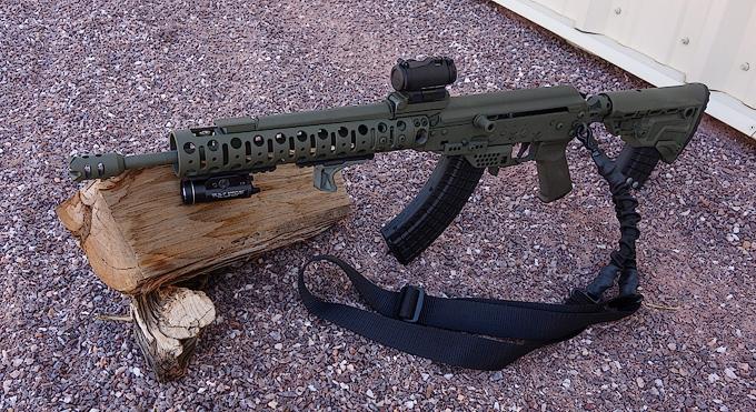 MR30 PG Precision Rifle