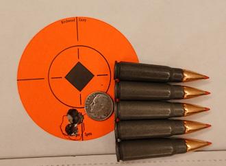 D&L Custom SLR/Carbine accuracy results