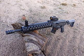 D&L Custom SLR Carbine