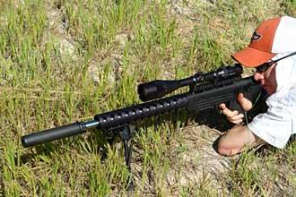 10-22 AR Precision Rifle